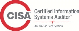 Certification CISA - ISACA Certification