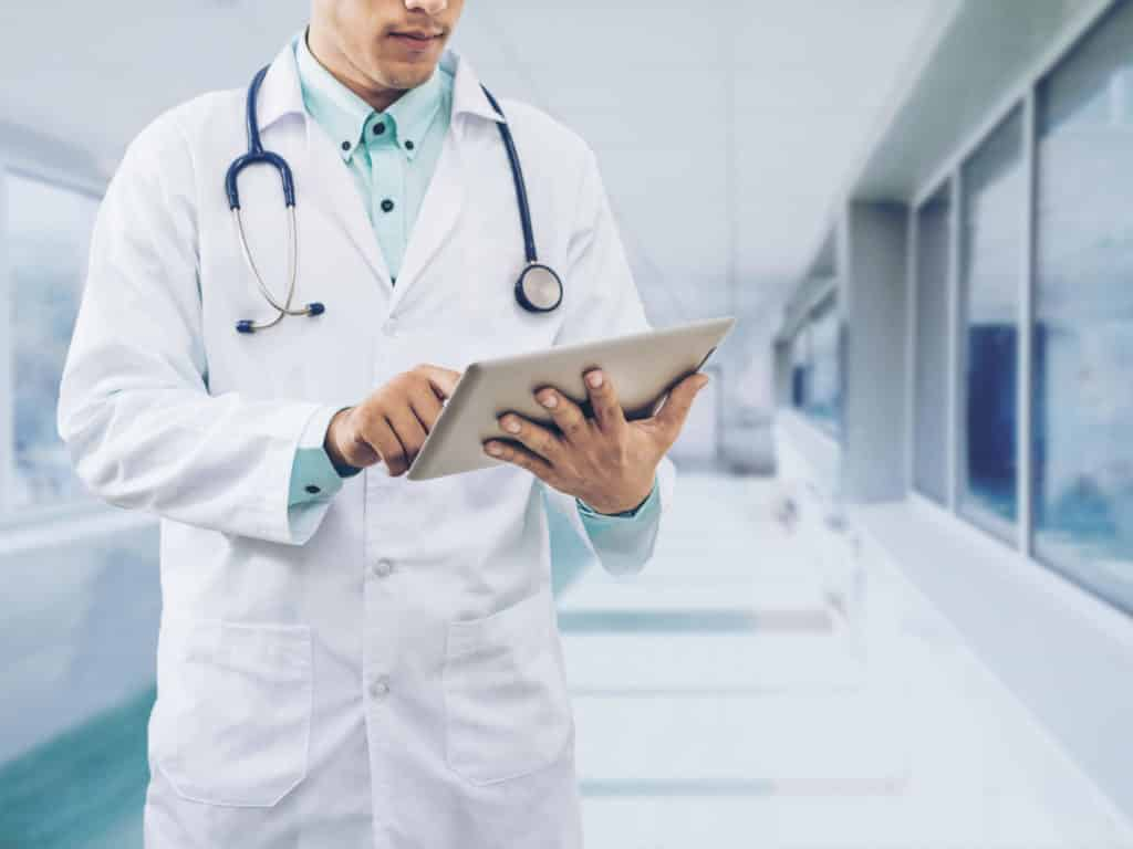 Out of 18 US industries, healthcare ranks as the 15th lowest performing in terms of endpoint security