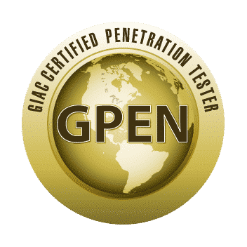 GIAC GPen Certification