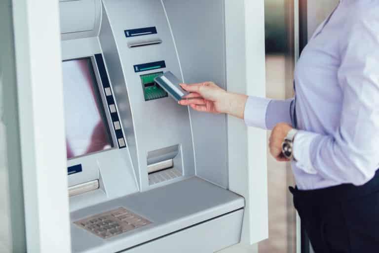 Cybersecurity ATM Jackpotting Statistics