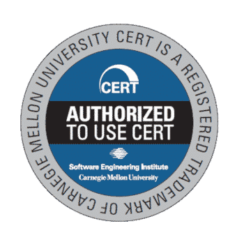 CERT Accredited Cybersecurity Company