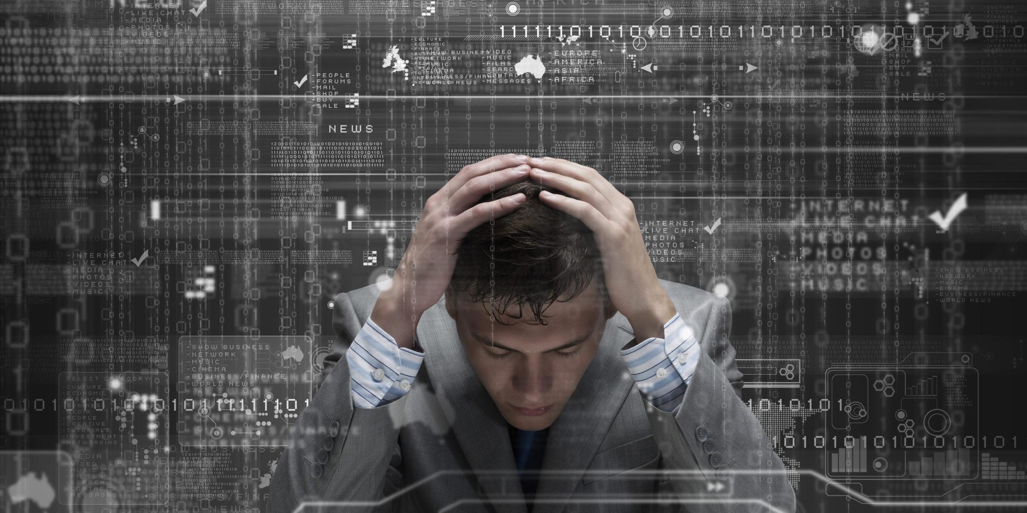 Plus de la moitié (54%) des entreprises touchées par une cyberattaque ont connu une interruption de service