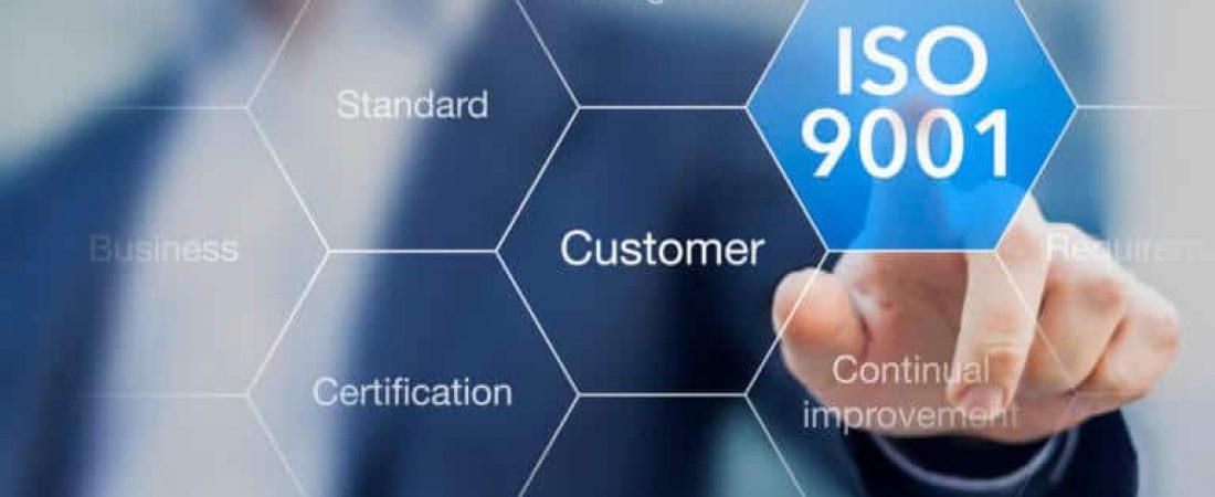 Certification ISO9001 en Cybersécurité