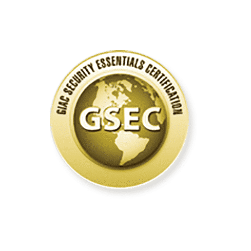 Certification GSEC