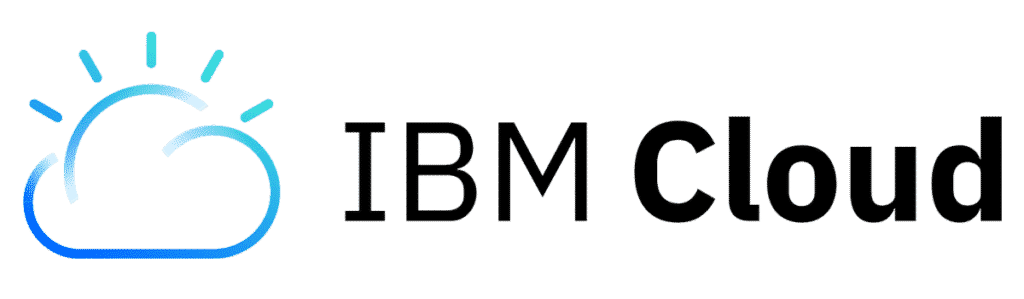 Logo IBM Cloud