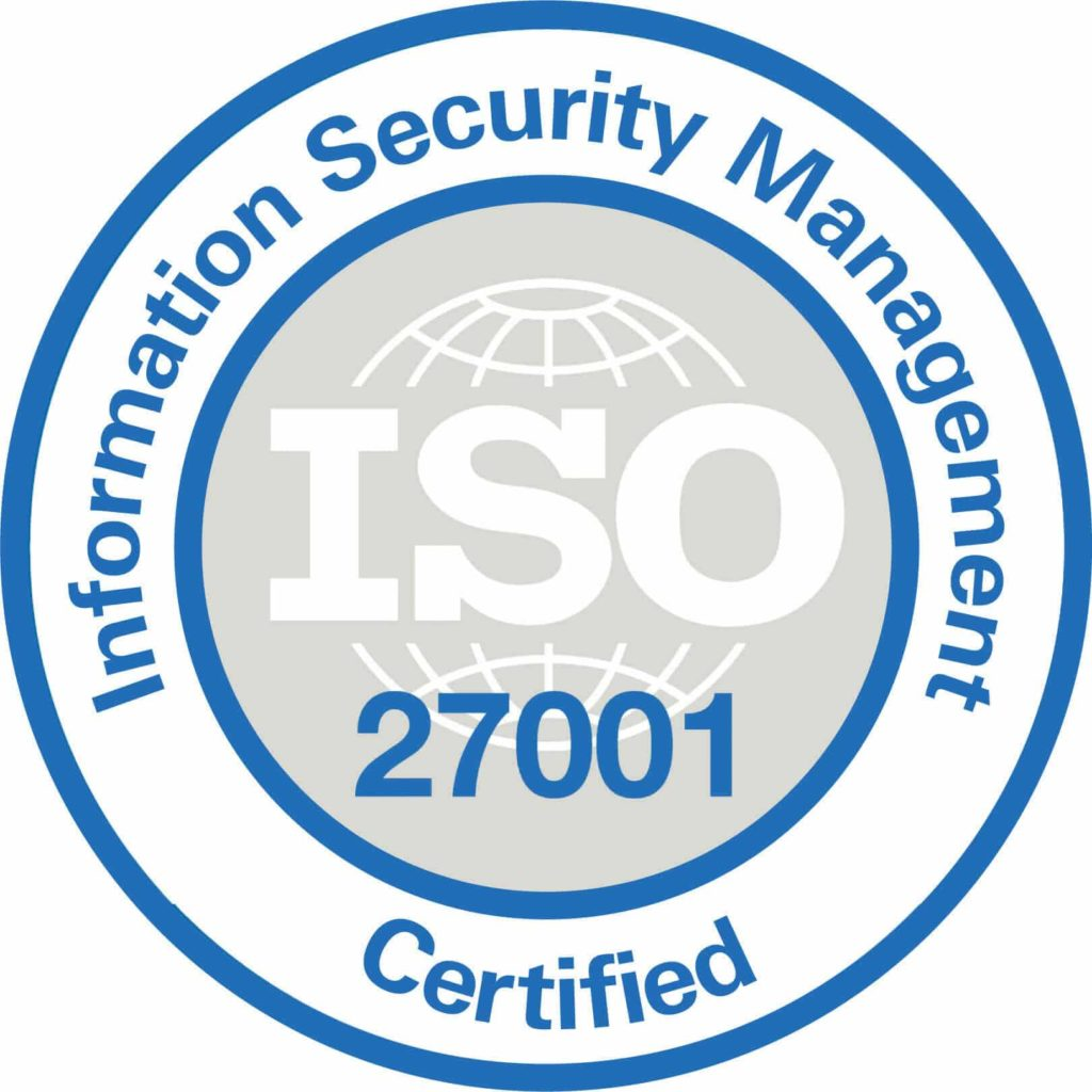 ISO27001 Compliance