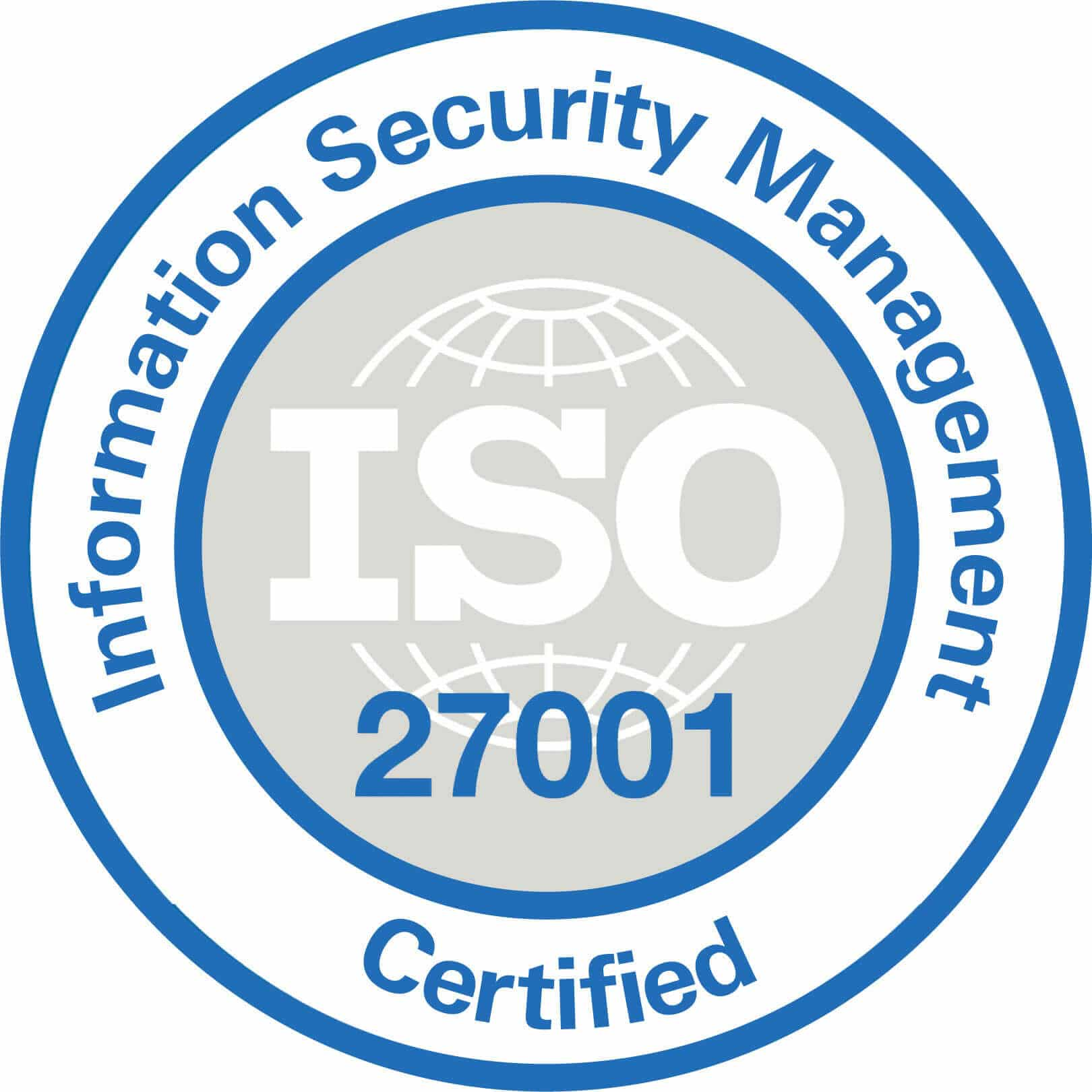 ISO27001 Compliance