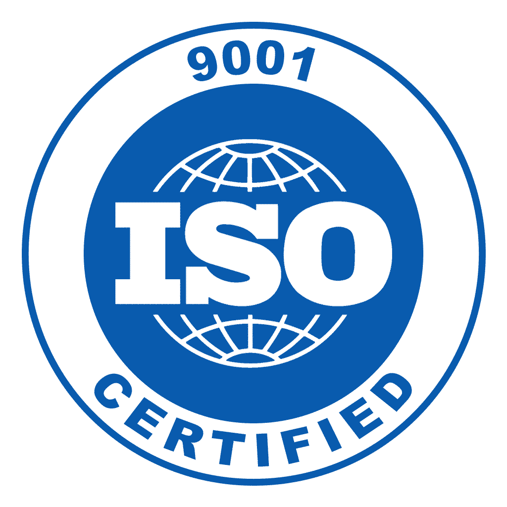 ISO9001 Certified Cybersecurity Company