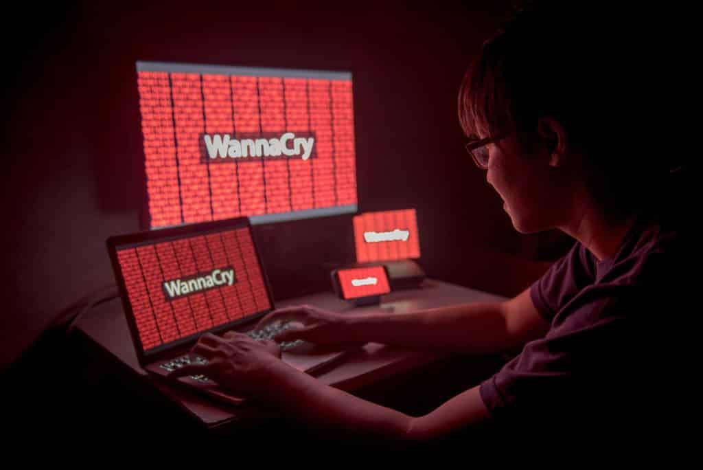 En 2017, 5,4 milliards d'attaques du «Ransomware» WannaCry ont été bloquées